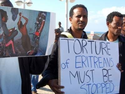 Statement on human rights violations in Eritrea