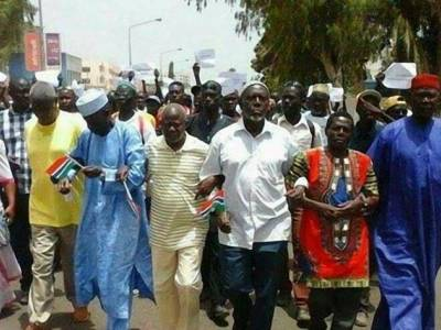 The Gambia: Time to respect the will of Gambians