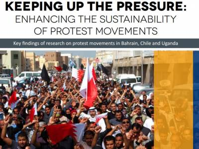 Critical need to support right to protest, says new report