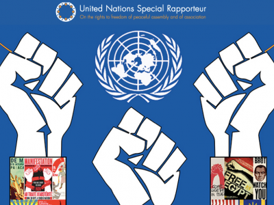 Media Statement: New UN Special Rapporteur on the rights to freedom of peaceful assembly and of association