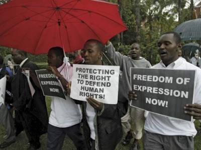Adoption of Zimbabwe´s Universal Periodic Review on Human Rights