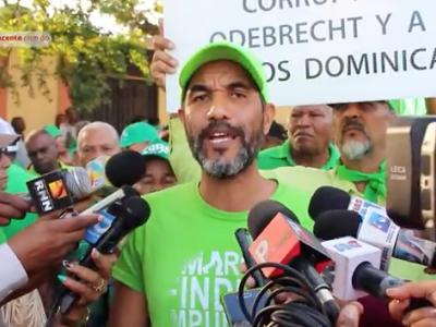 Escándalo de corrupción impulsa movilización de dimensiones históricas en la República Dominicana