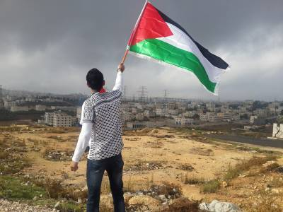Statement: Solidarity with the struggle of the Palestinian people