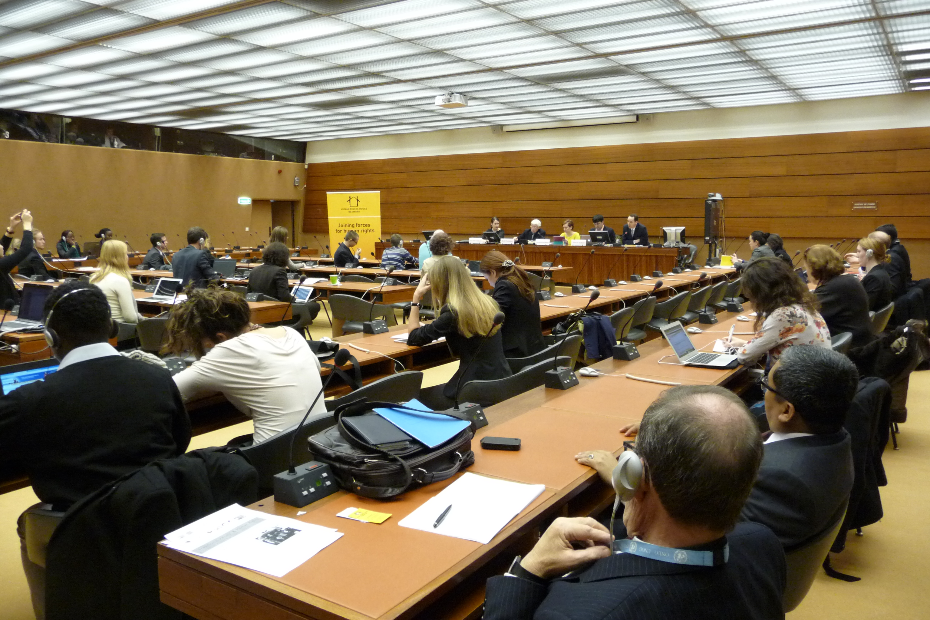 Geneva side event