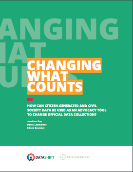 Changing What Counts - cover image