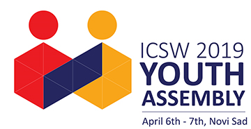 ICSW 2019 Youth Assembly Logo