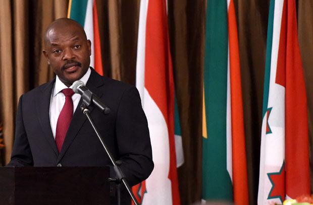 Burundi bans international NGOs
