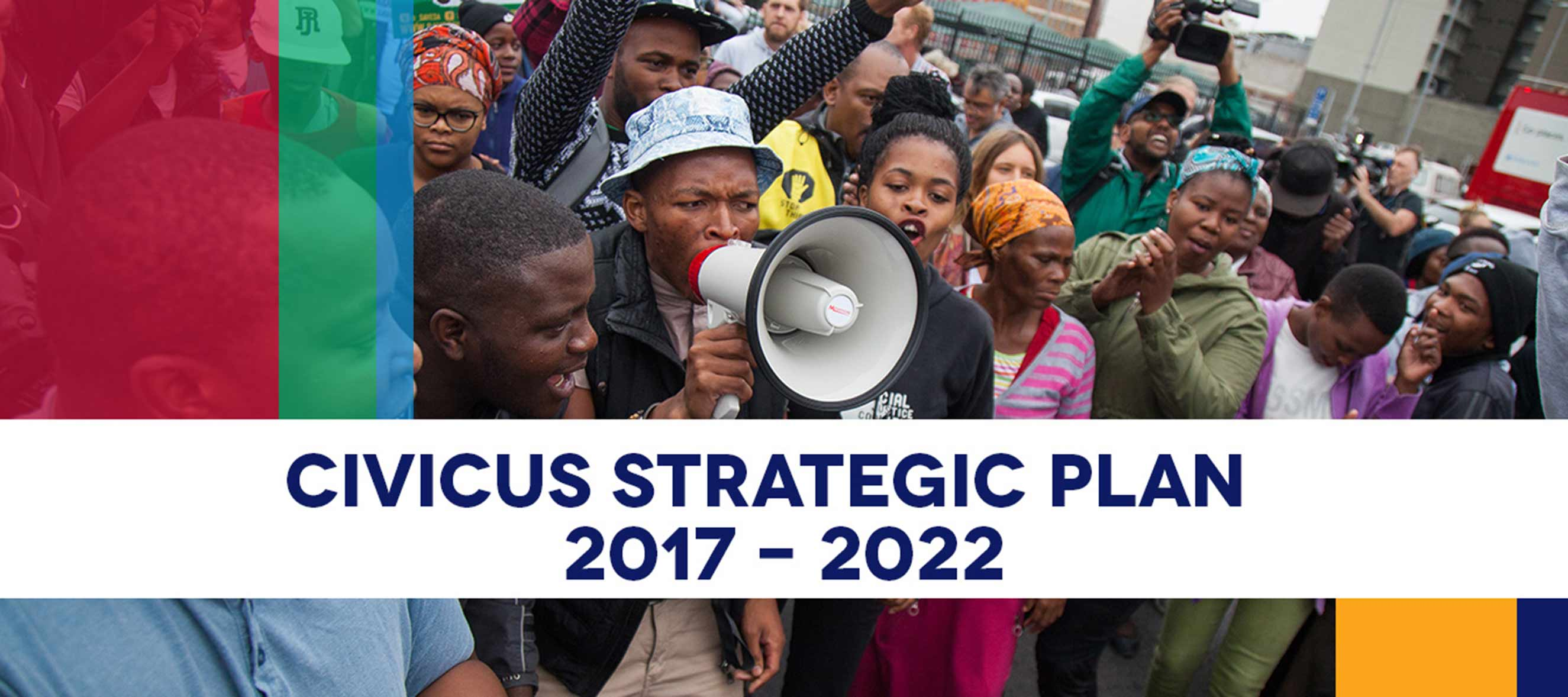 CIVICUS Strategic Plan 2017 - 2022