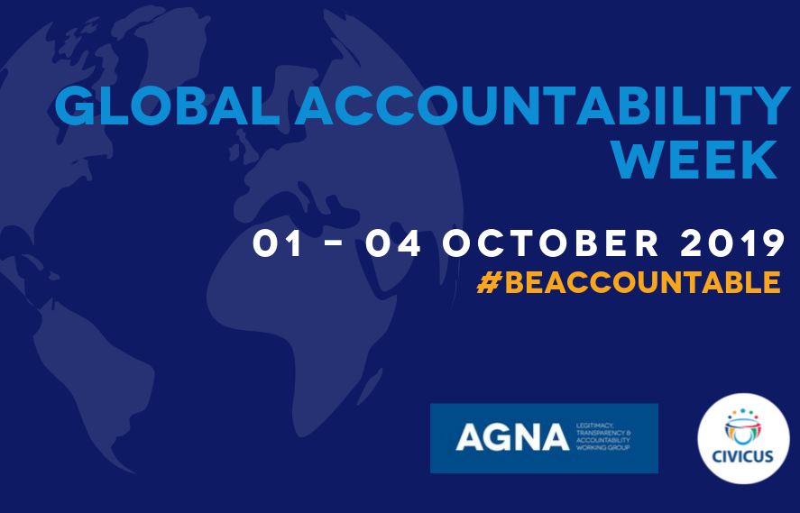Global Accountability Week