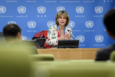 UN SPECIAL RAPPORTEUR: 'Counter-terrorism is devouring international law'