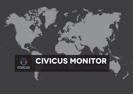 CIVICUS Monitor Findings Report