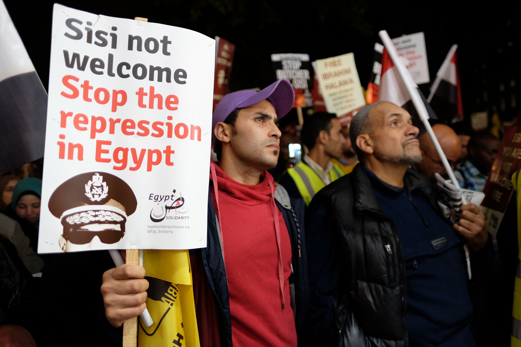 Dear African Commission on Human Rights: Don't provide cover for repressive Egyptian government
