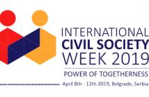 La sociedad civil internacional se reunirá en los Balcanes con el objetivo de fortalecer «el poder de la unión».