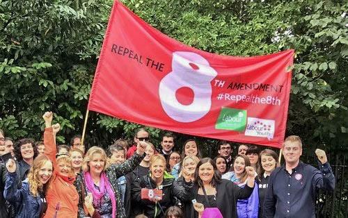 The Irish referendum, an exercise in deliberative democracy