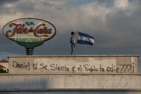 Harassment and persecution of the voices that denounce the repression in Nicaragua