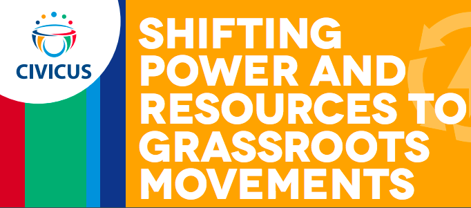 Shifting the Power to Grassroots Movements