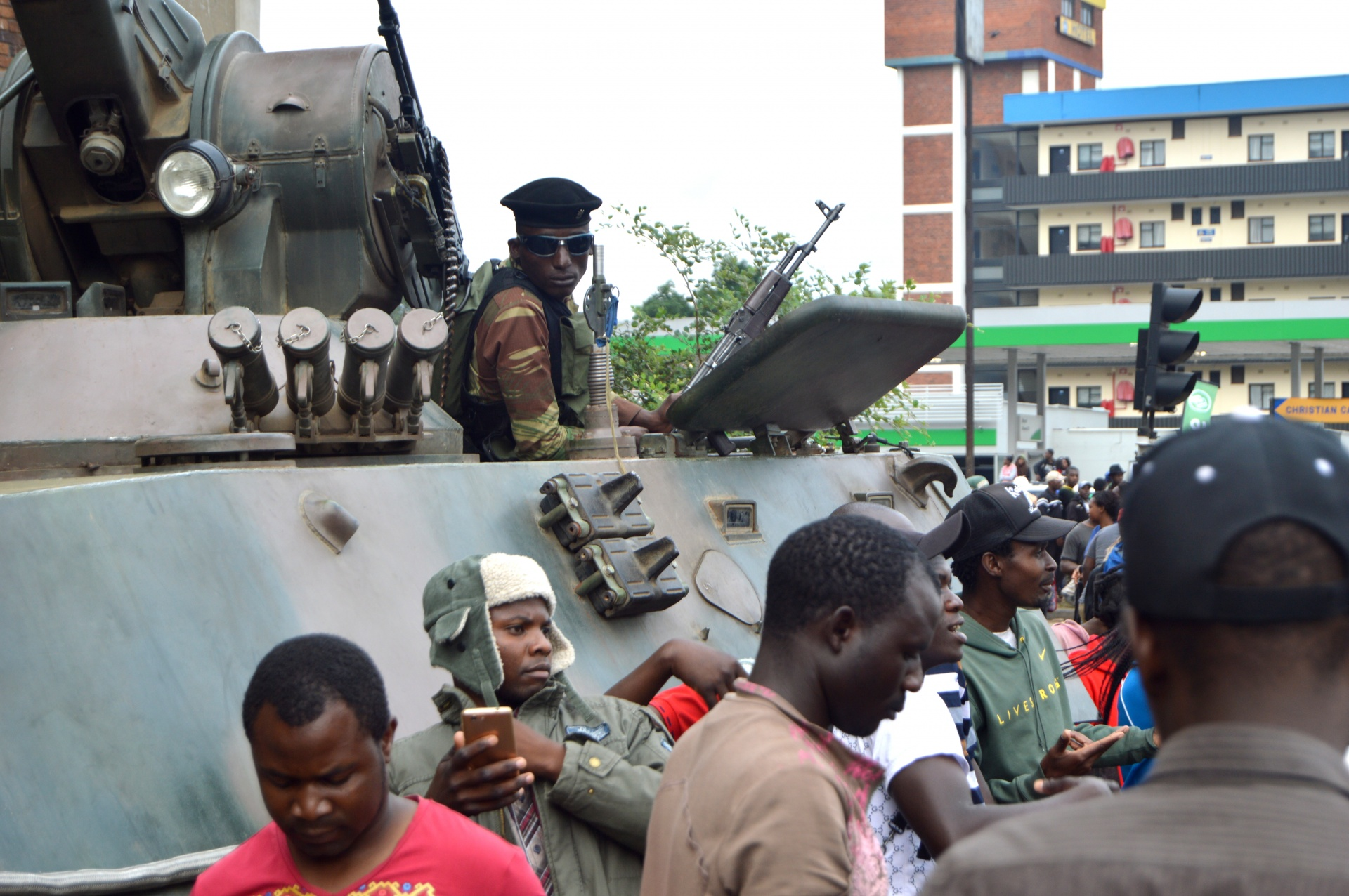 Human rights groups demand Zimbabwe stop violent repression of protesters and respect fundamental freedoms
