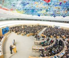 Human Rights Council Elections 2019