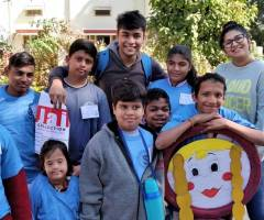 Innovative 15-year old activist driving social inclusion movement in India