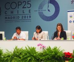 COP25, UN Climate Change Conference, 2-15 December, Madrid, Spain