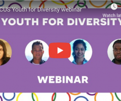 Webinar: Youth for Diversity