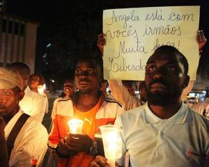 Angola: Repressive restrictions include arrest of protesters