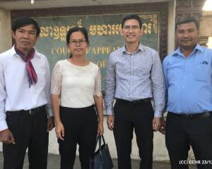 Cambodia: Charges against journalists must be dropped