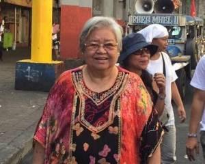 PHILIPPINES : « Les accusations portées contre moi font partie des tentatives du gouvernement pour faire taire ses détracteurs »