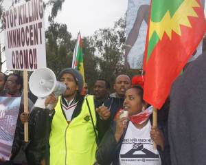 Ethiopia: Stop violence against protesters and lift internet restrictions