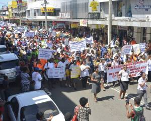 Fiji: Government rejects review of restrictive laws used to target journalists, activists and its critics