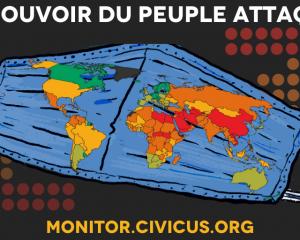 CIVICUS Monitor: Nouveau rapport mondial et classifications