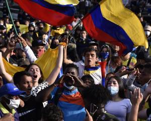 Colombia: Government must end violence against protesters