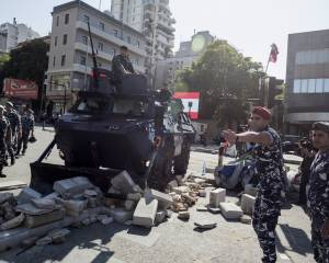 Unprecedented use of excessive force against peaceful protests