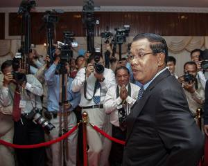 Cambodia's Government should stop silencing journalists, media outlets