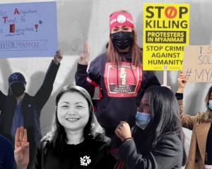 Se battre pour la démocratie à distance : les militants birmans de la diaspora
