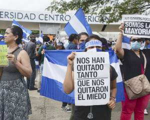 Nicaragua: Letter to UN Member States calling for increased human rights monitoring