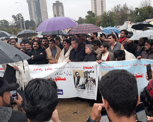 Pakistan: Release activists from Pashtun movement