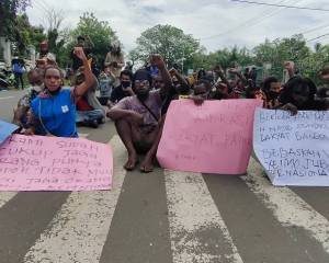 Indonesia: Unilateral renewal of Special Autonomy and arbitrary arrest of protesters in West Papua