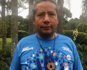 BOLIVIA: 'We empower young people so they can lead the climate movement'