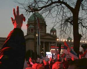 Serbia's Civic Space Downgraded