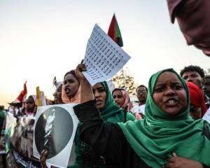 Reaction to human rights resolution on Sudan