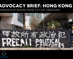 Hong Kong: A year on, the National Security Law has crushed civic freedoms