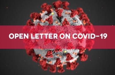Open letter: Donors and supporters must act to ensure civil society resilience against COVID-19 pandemic