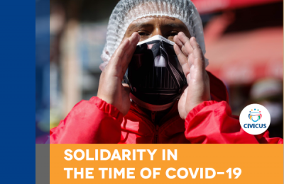 States must partner with civil society as second wave of COVID-19 hits countries