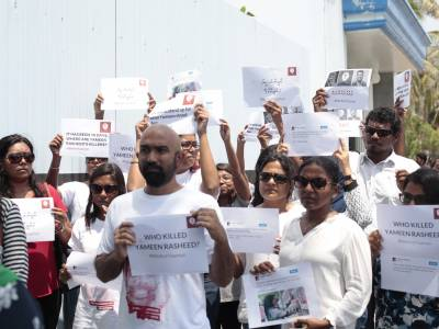 Maldives: One year later, no justice for Yameen Rasheed