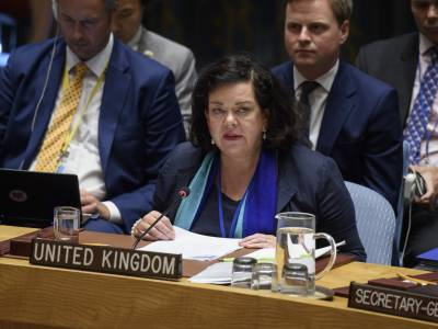 United Kingdom responds to CIVICUS members' Security Council questions