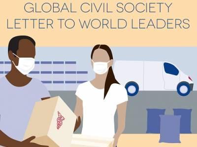 El llamamiento de la sociedad civil a los estados: estamos juntos en esto, no violemos los derechos humanos mientras hacemos frente al COVID-19