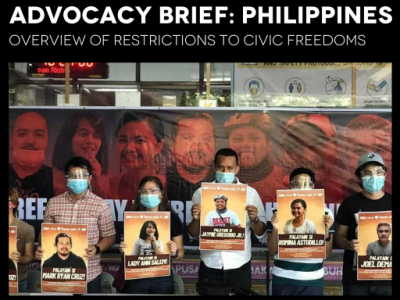 Philippines: International community must support independent investigative mechanism to end attacks on civil society