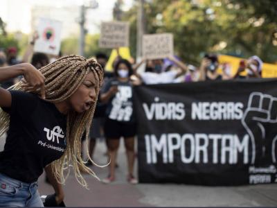 #BLM más allá de Estados Unidos: Luchas antirracistas en América Latina