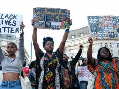 Letter to UN Human Rights Commissioner on the Implementation of the Resolution on Police Violence and Structural Racism